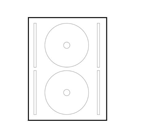 Extrêmement ÉTIQUETTES CD ZL46