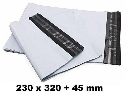 enveloppe eco pochette d 39 envoi plastique opaque a4 230 x 320 mm. Black Bedroom Furniture Sets. Home Design Ideas