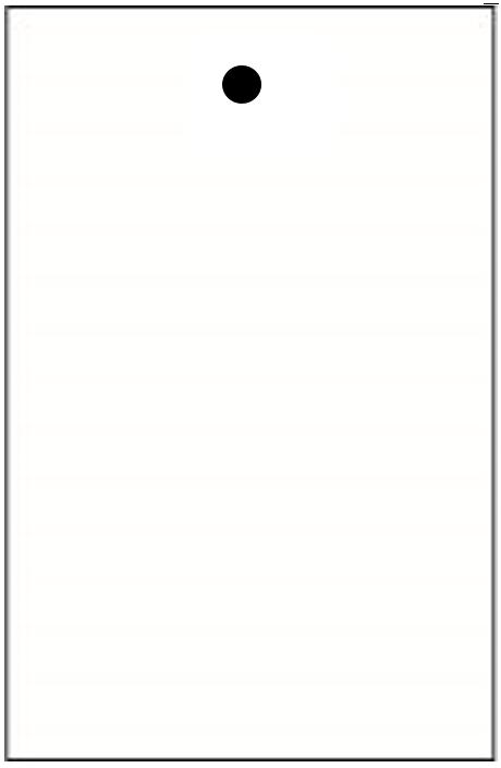 Cr ation d 39 tiquettes carton avec trou pour v tement 85 x 54 mm - Triangle sur etiquette vetement ...