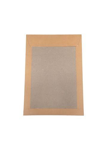 Enveloppe Pochette Dos Carton Dos Cartonné Rigide Ne Pas Plier