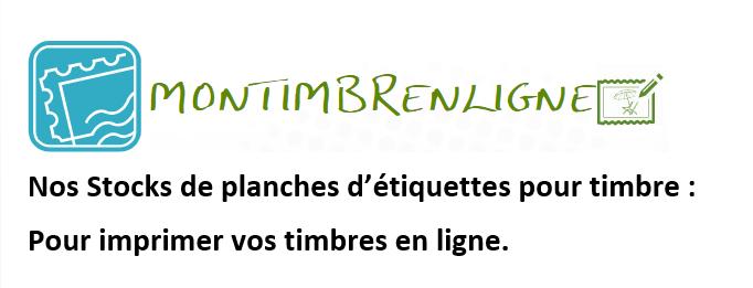 Etiquette Pour Timbre Pour Affranchir Sur Montimbrenligne